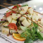 Salata de cartofi cu legume