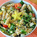 Salata asortata cu paste