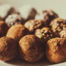 Bomboane cu nuca si ciocolata