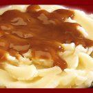 Pasta (piure) de cartofi de post