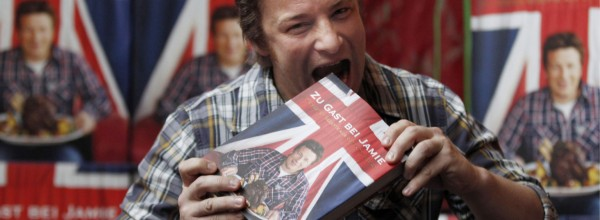 Jamie Oliver - un bucatar non-conformist