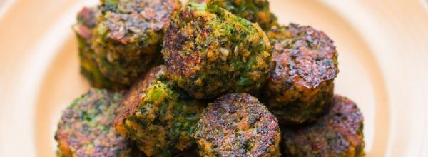 Chifteluțe cu broccoli