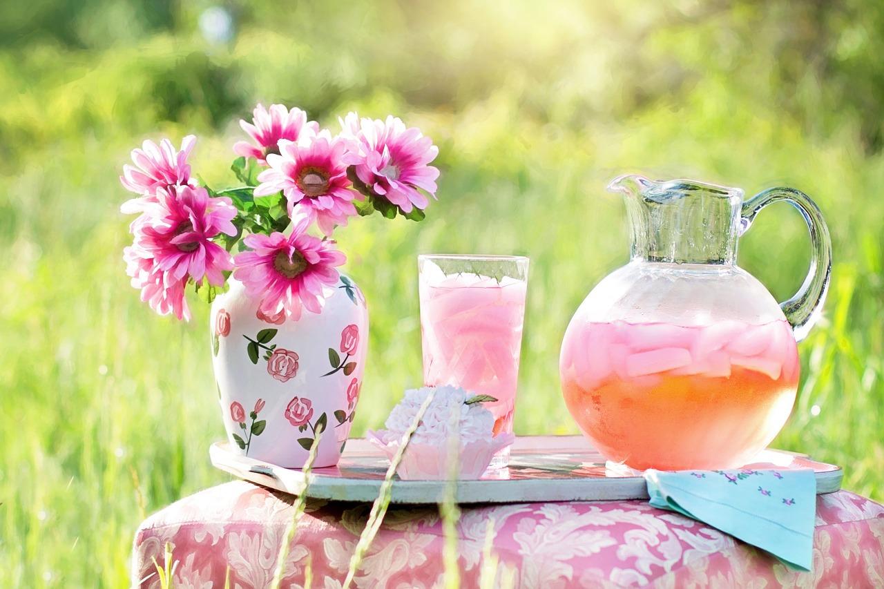 Cum poți obține o limonadă roz