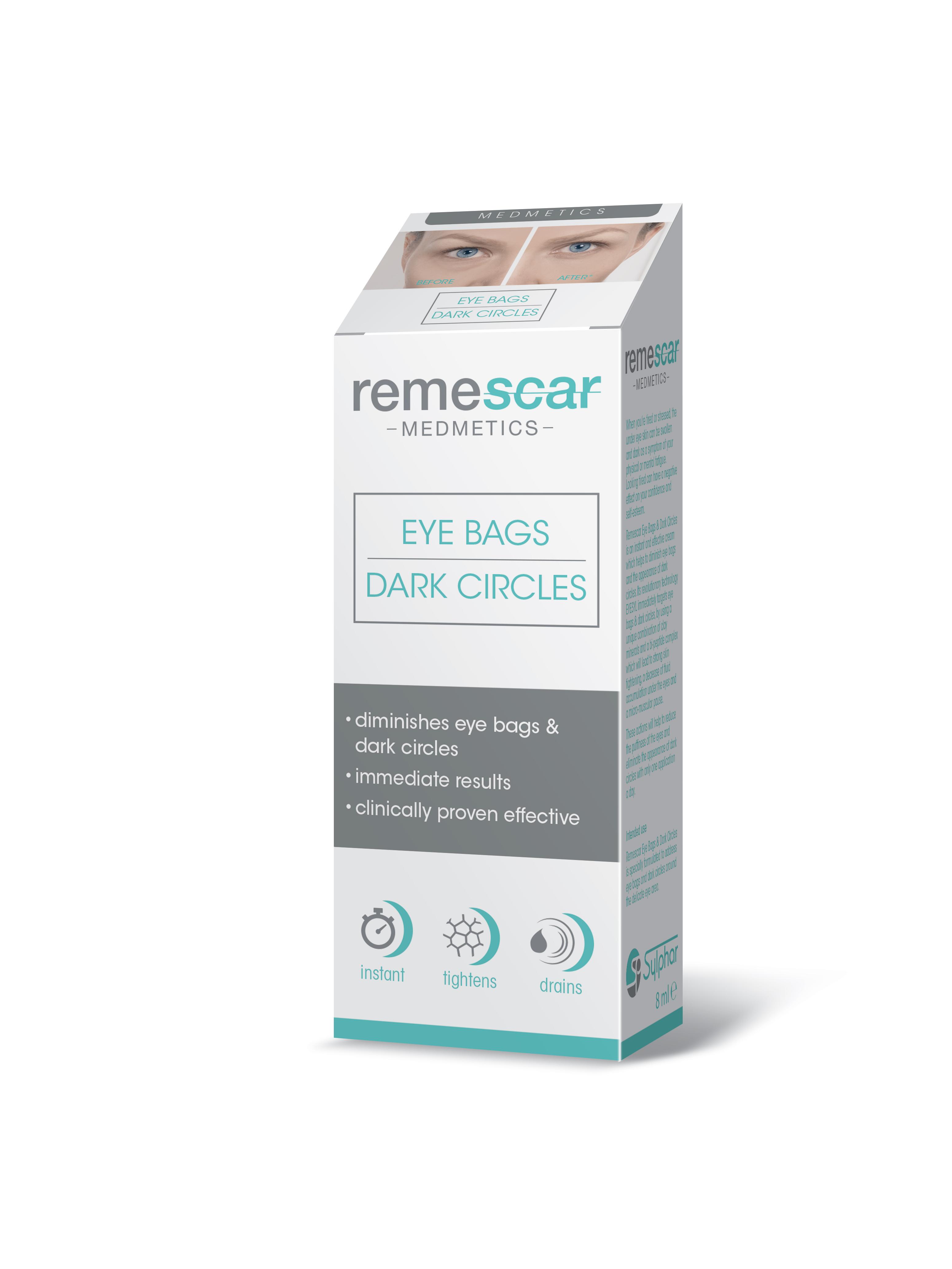 Crema Remescar Eye Bags, Dark Circles