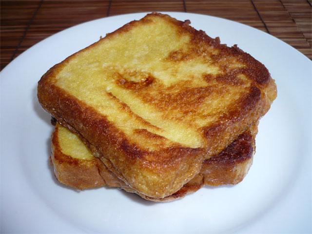 Micul dejun al copilariei - friganelele. Sursa foto