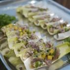 Salata exotica de ton
