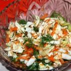 Salata de varza cu ananas