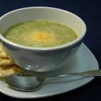 Supa de broccoli pentru mofturosi