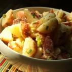 Salata de cartofi cu capere