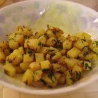 Cartofi cu mirodenii