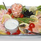 Un meniu de peşte de post, însă de sărbătoare, pentru Buna Vestire