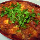 Cartofi cu smantana si curry