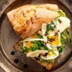 Salata de oua cu sos de mustar