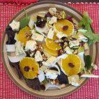 Salata de portocale cu masline