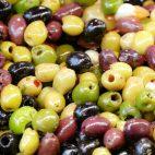 40% din măslinele de pe piaţa românească sunt colorate artificial