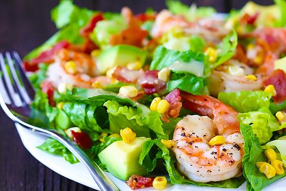 Salata de creveti