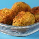 Falafel copt in cuptor