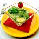 Salata de castraveti dulce-acrisoara