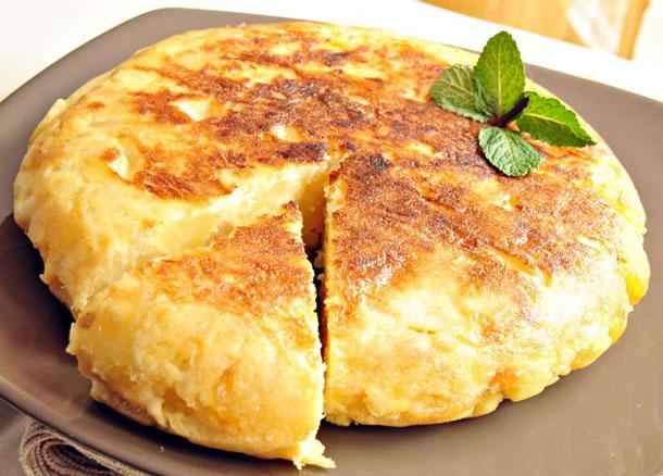 Tortillia de cartofi