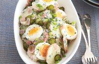 Salata de cartofi cu smantana