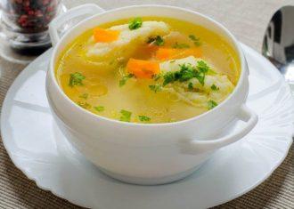 Supa-de vita-cu-galuste