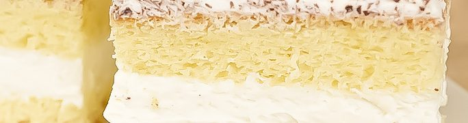 Prajitura cu crema de iaurt