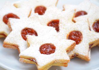 Fursecuri biscuiti steluta