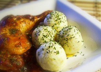 Galuste de cartofi