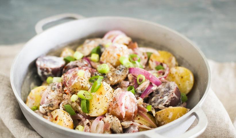 Salata de legume cu maioneza