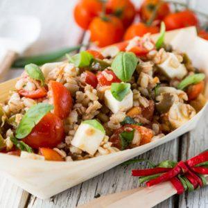 Salata de ton cu orez
