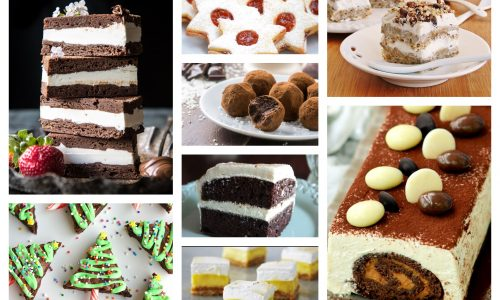16 retete de prajituri de casa pentru masa de sarbatori