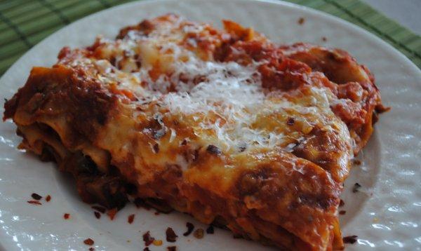 Lasagna cu legume. Reteta in imagini