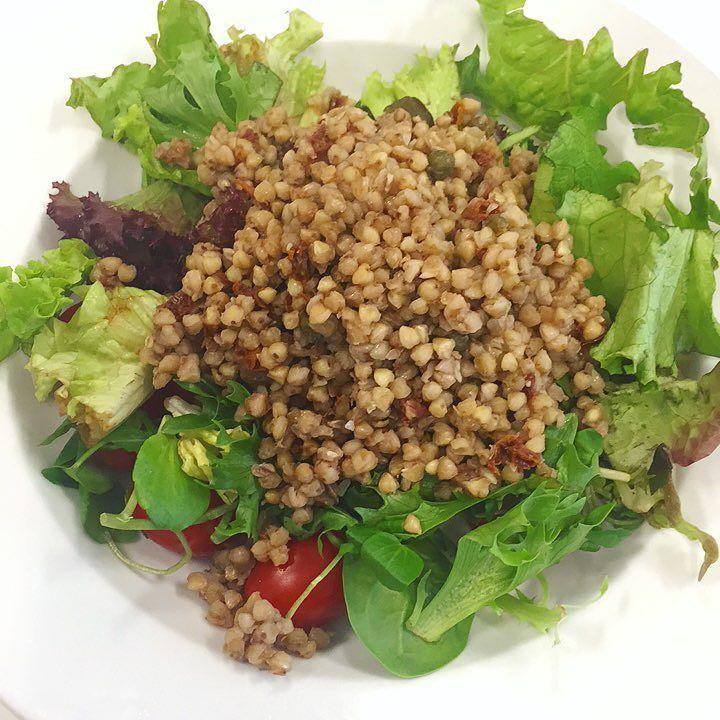 dieta cu hrisca si salata