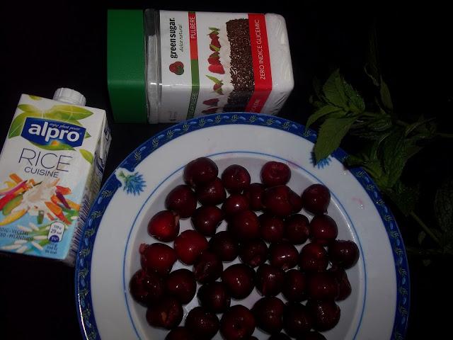 Ingrediente pentru inghetata