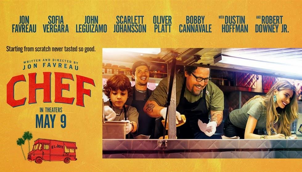Afis film Chef