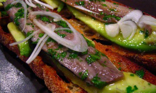 Salata de sardine si ceapa