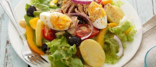 Salata peste marinat