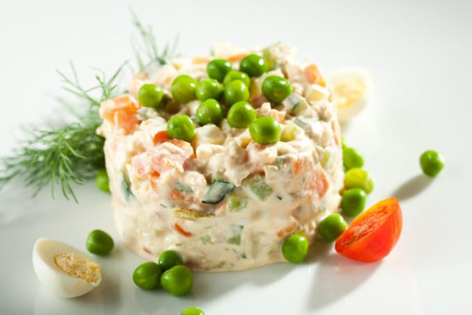 salata de beouf
