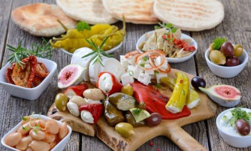 Dieta mediteraneeana
