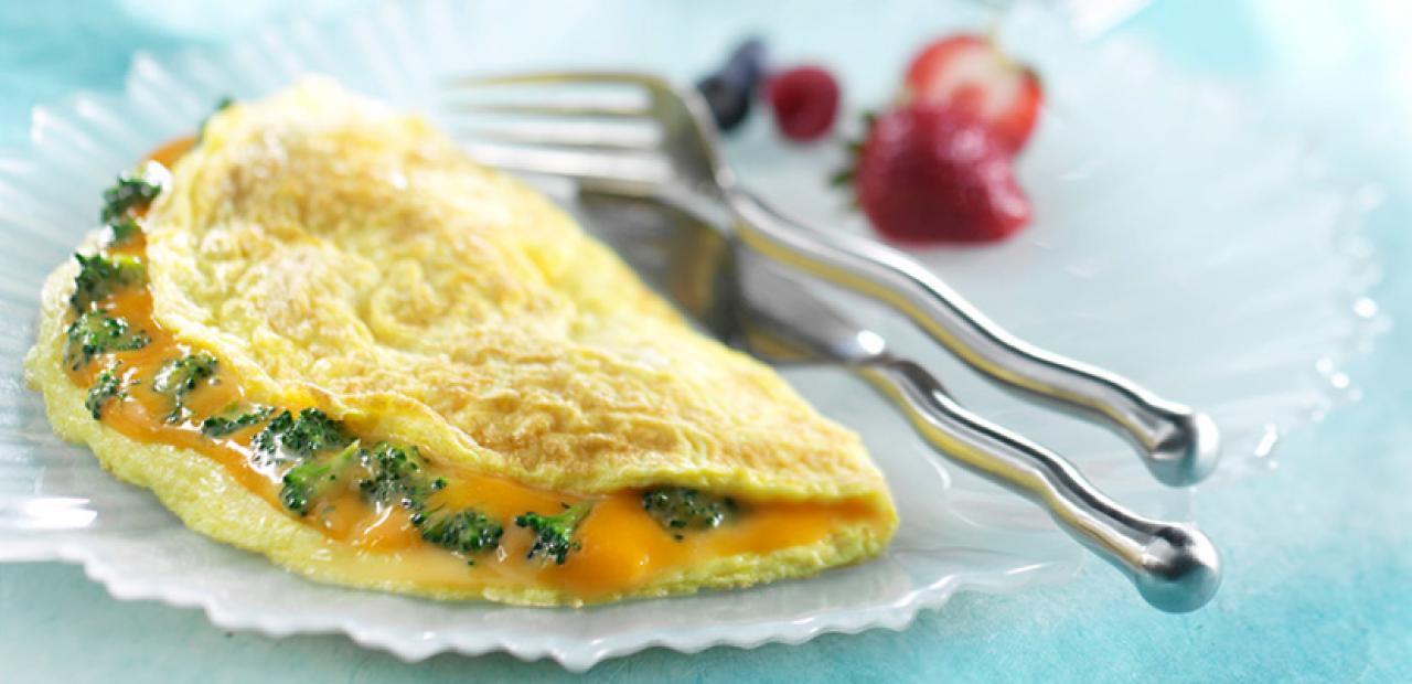Omleta dietetica neprajita