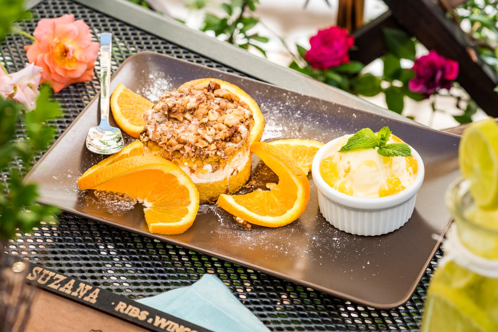 Crema de portocala