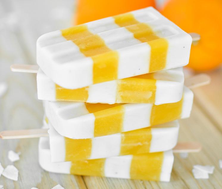 Ingheatata cu portocale si vanilie in staturi