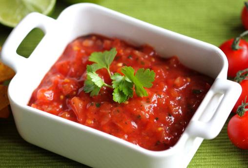 Sos salsa mexican