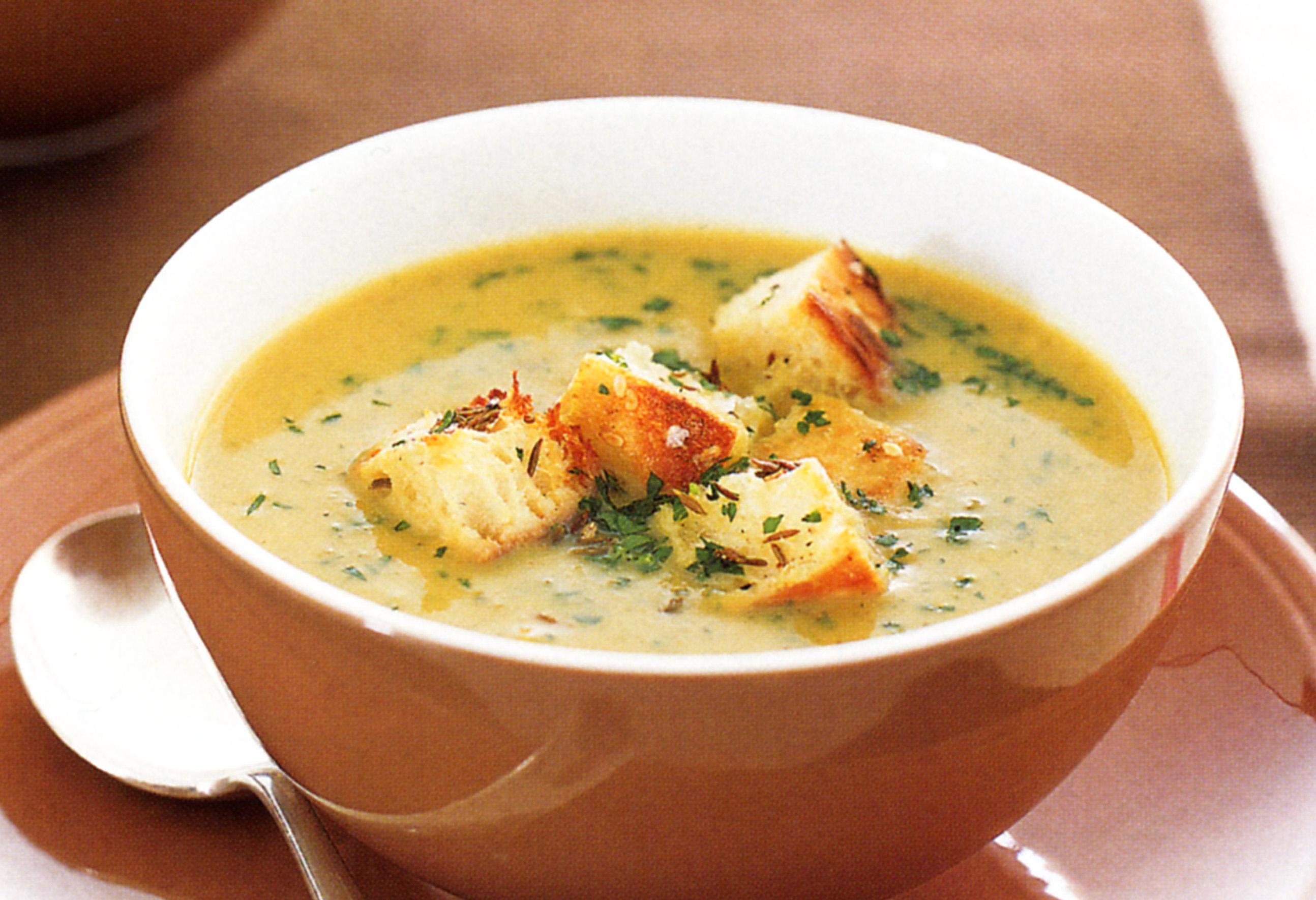 Supa crema de legume